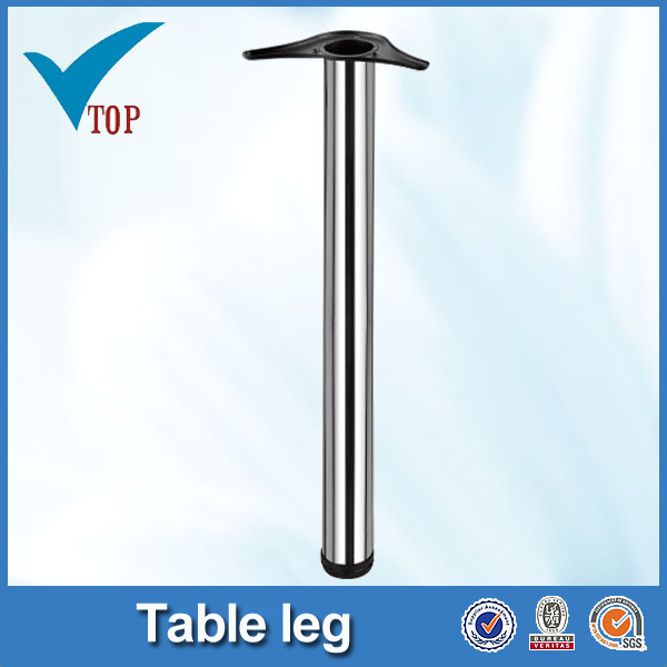Unique table bases steel feet furniture leg