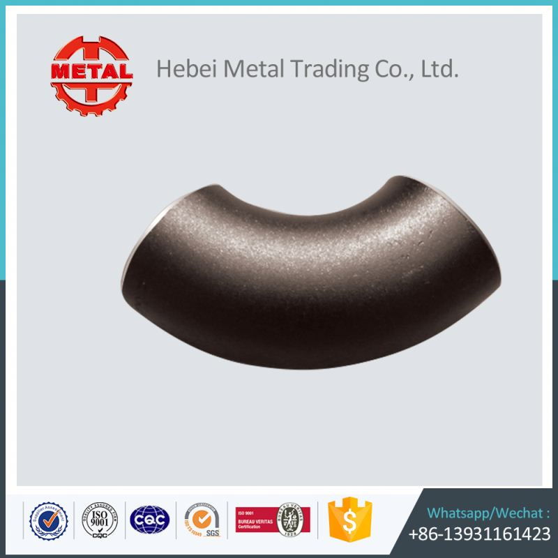 manufacturer carbon steel butt welded pipe fittings