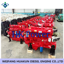 Radiator Water Cooled Diesel Engine used for fir pump