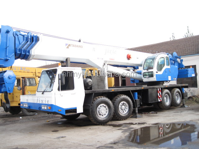 TADANO GT900E 90 ton TG1000EX <strong>100</strong> ton <strong>truck</strong> mounted crane for sale Japan's original sell