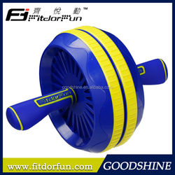 2015 Trending Hot Products Upper Body Strong Fitness Equipment Functional Ab Roller Wheel For Beginners