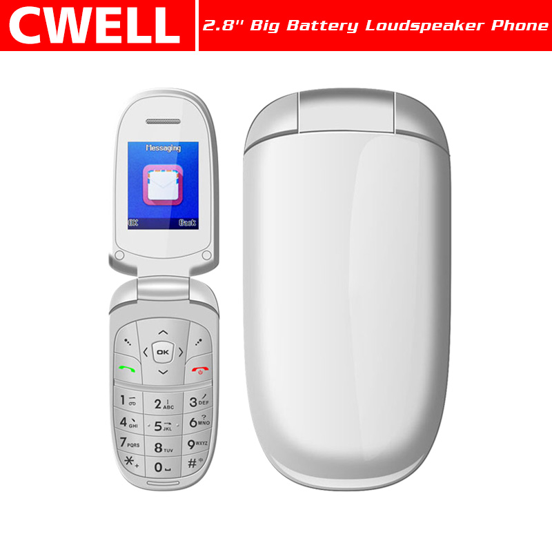 <strong>hot</strong> selling1.77 Inch Screen Dual SIM Card Clamshell Phone