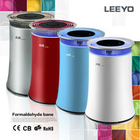 Smart air purifier with absorber dust for room or office