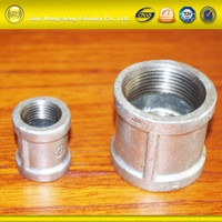 Casting hardware bellmouth steel pipe fitting