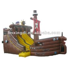 Amazing High Quality Giant Inflatable Pirate Ship for Sale
