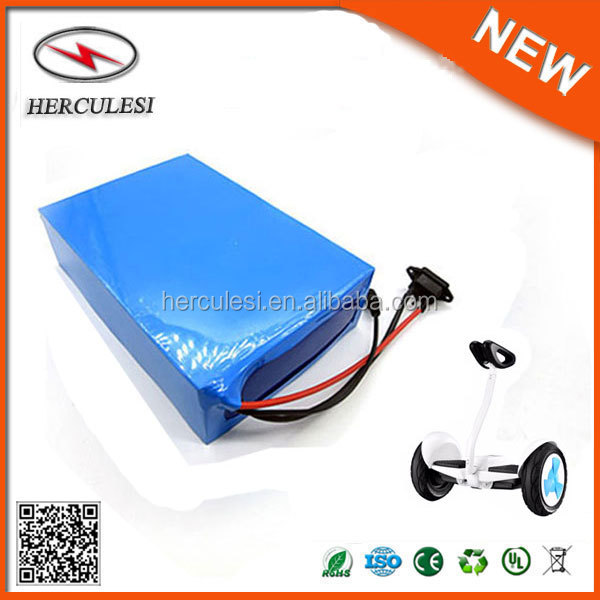 Rechargeable 48V 20Ah Lithium Ion Battery Pack Built-in BMS for Ebike Electric Tools
