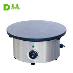 Embedded crepe maker machine and hot plate,crepe maker automatic machine,Electric grill pan CE Certificate