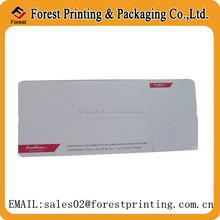 Custom printing for airline ticket,thermal paper boarding pass printing