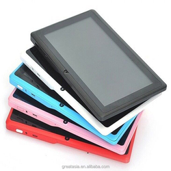 cheap 7 inch wifi tablet pc 8gb hd touch screen tablet oem android 4.4 ips screen tablets