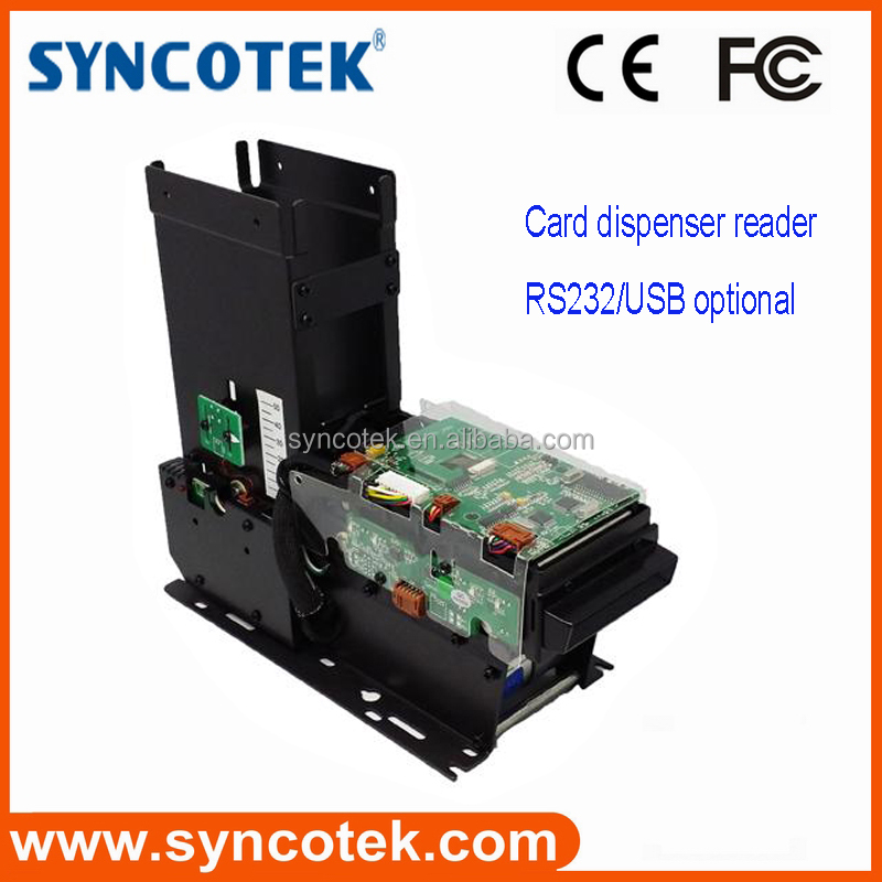 free sdk embedded system automatic phone card vending card issue machine