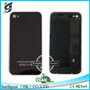 cell phone housing for iphone 4 back glass panel with factory low price