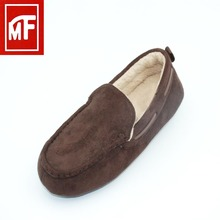Design print slipper shoes leather shoe manufacturers shoes