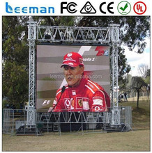 Energy saving RGB LED display outdoor rental led screen p8.92 lightweight led panel full color 3D LED display