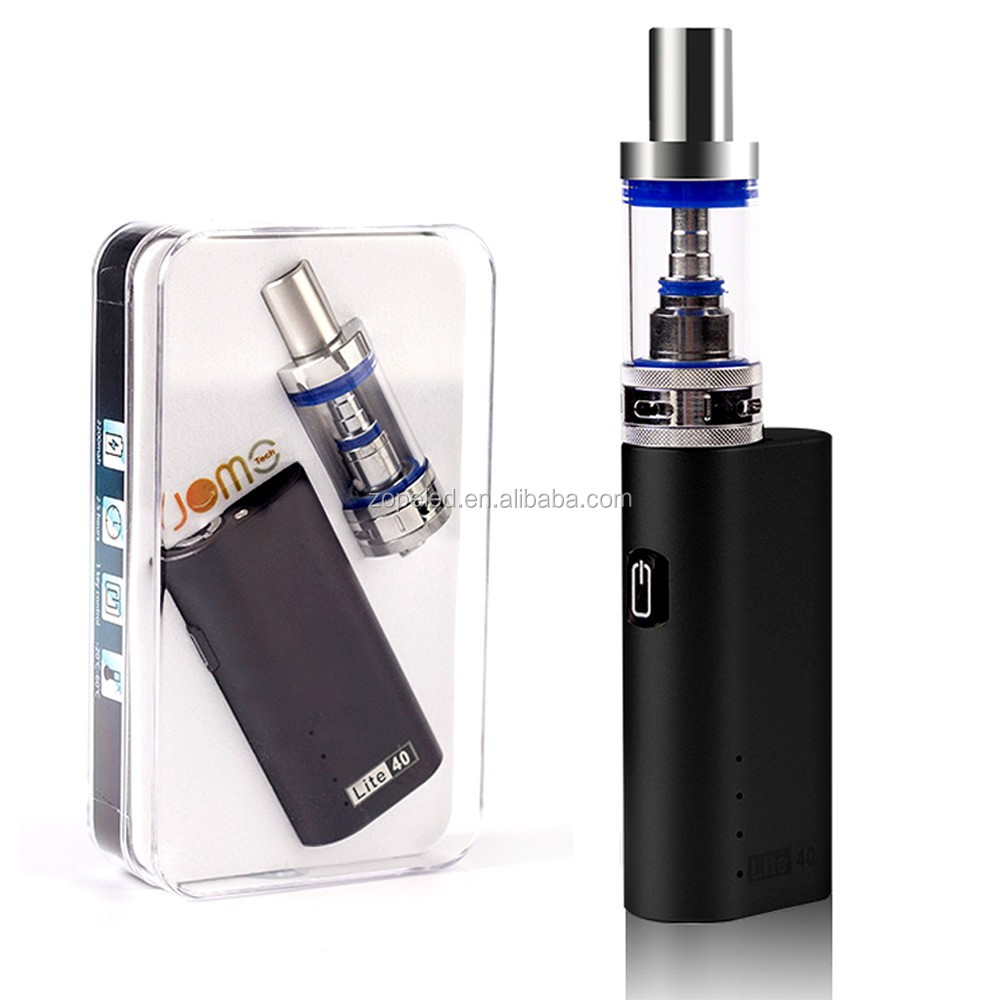 Best 100% Original Jomotech Lite 40 Mod Mechanical vaporizers wholesale Best Seller in 2016 40W Box Mod
