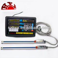 A Digital Readout DRO System Caustic Tester for Bridgeport milling machine