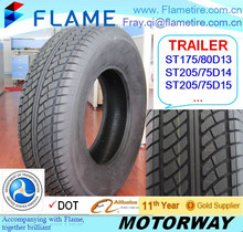 SHOCK PRICE radial trailer tire st 235/80r16 tire radial
