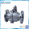 4 Inch Stainless Steel Float Ball Valve for Oil and Gas
