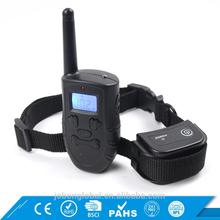 Latest New Light Controlled Shock Remote Dog Training Shock Collar