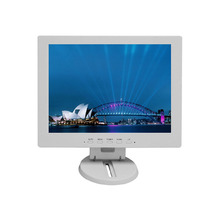4:3 Vga Hd Dvi input <strong>10</strong>.4 inch 1024x768 folding computer lcd monitor with stand