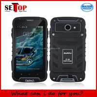4.5 inch SUPPU F6 Android 4.4 Quad Core 1GB RAM 16GB Waterproof Tough Phones