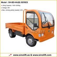 SH-BD-HA(B) Electric Burden Carrier