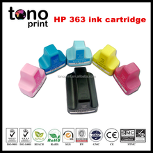 factory price ink cartridge for HP 363 for Photosmart 3210 / 3310 / 8250