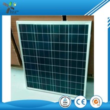 PV solar panel aluminum support factory solar panel 60w