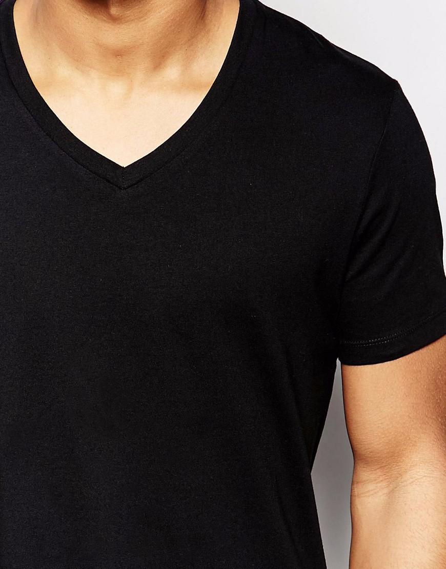 Daijun Oem Men V Neck Wholesale 100 Cotton High Quality