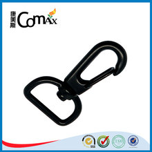Black Alloy Trigger Snap Hook Wholesale