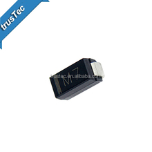 sample free SS14 SS15 SMA DO241AC 1A 2A 3A schottky barrier rectifiers diode sr360e 60v