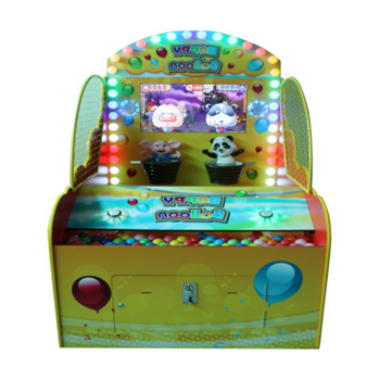 Elong electric amusement game equipment, arcade redemption game machine, coin operated redemption games