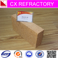 Different sizes high refractoriness fireclay brick for furnace/kiln/oven/boiler
