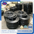CHINA Manufacturer black painted and waxed steel strapping coil