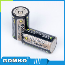 1.5v D size zn-mn alkaline batteries