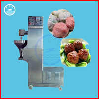 china direct factory supplier meatball forming making machine