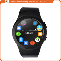 Cheap price mobiles accessories smart watch in 2016 for promotion