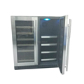 built in lg compressor Touch Screen wine beverage cooler
