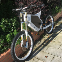 battery power electric bike strong dirt bike 150cc enduro