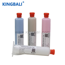 Thermal Conductive Silica Gel good insulation properties PCB Silicone Gel