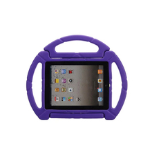 steering wheel style drop resistance protective tablet case back cover for iPad 2 3 4