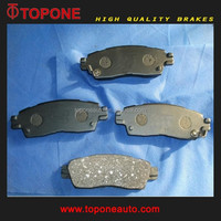 Low Metallic Noise Free Brake Pad D883 D913 For MAZDA / FORD