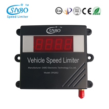 SABO speed governor for vehicles anti-collision device for car