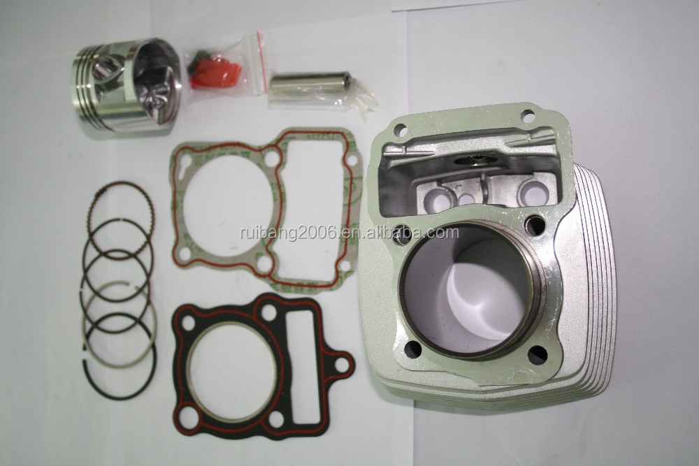 Piston Kit 150cc Chinese CG125 CG125 CG 125 77 1977 ENGINE CYLINDER HEAD ROCKER VALVES SPRINGS COLLERTS