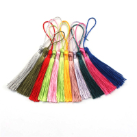 XULIN Fancy Custom Silk Tassels for Jewelry Making