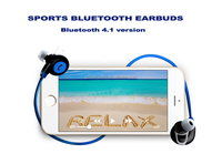 4.1 technology new wireless bluetooth stereo headset ,tangle-free for sports