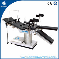 BT-RA006 China manufacturer sale electric hydraulic traction table operating table