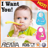 RENJIA baby feeding bibs baby bibs personalized baby bibs with sleeves