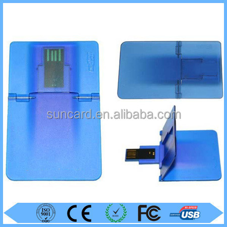 Low price promotion 8gb transparent usb flash disk