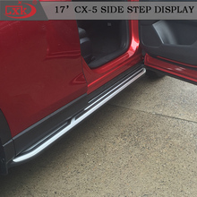 High quality running board side step for CX-5 2017+