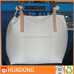 Global Selling China 100% Raw Material 1000kg Bulk Bag 1 Ton Rice Bag / PP Jumbo Bag